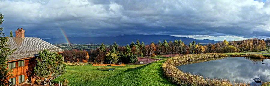 Trapp Autumn Rainbow